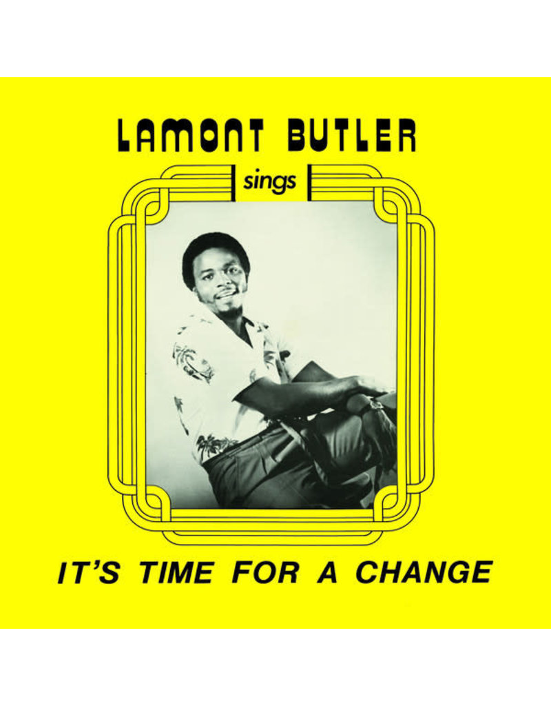 Lamont Butler – It's Time For A Change LP