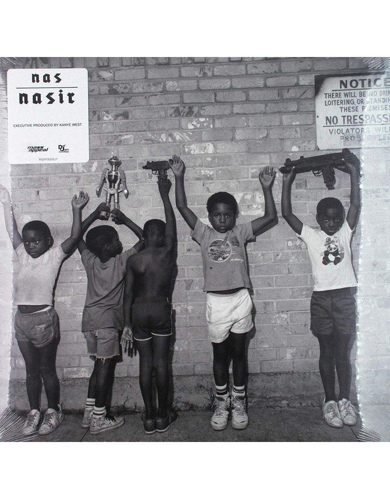 HH Nas – Nasir LP