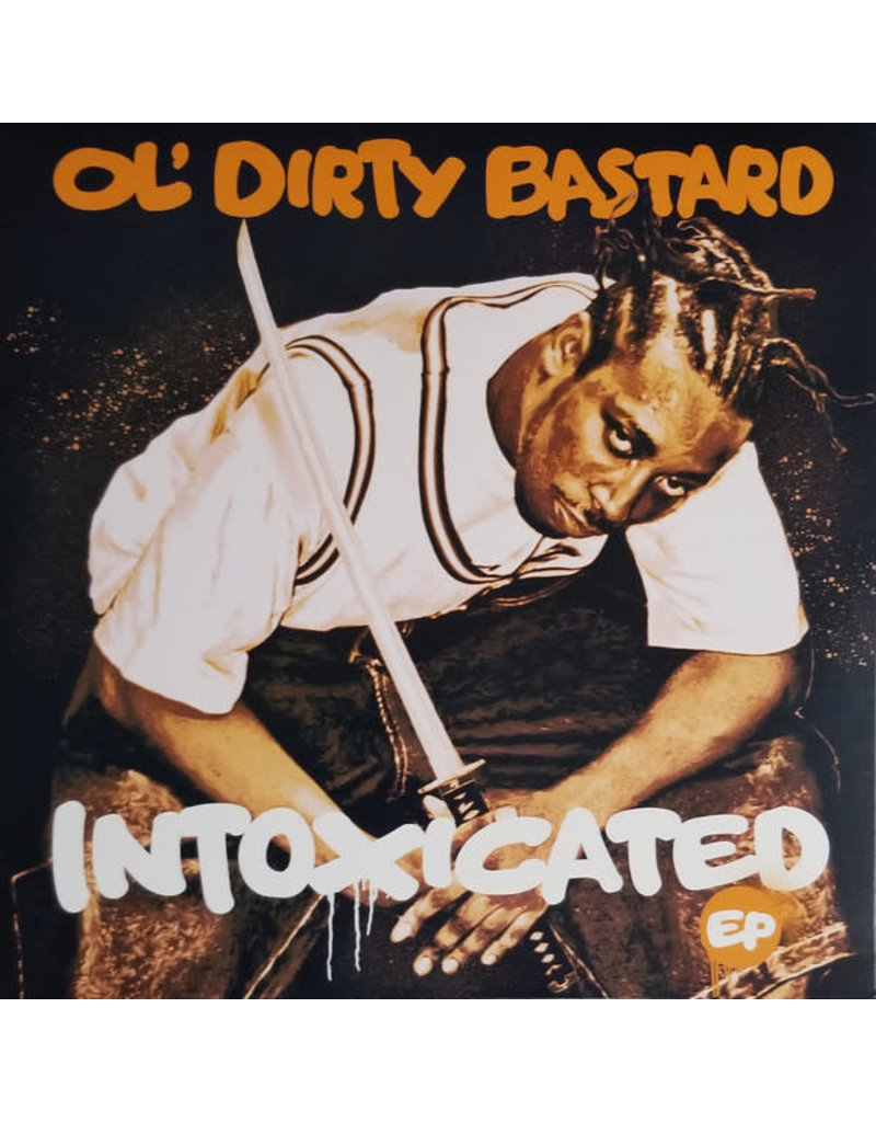 """HH OL' DIRTY BASTARD - INTOXICATED EP 12"""" (W/ POSTER) [RSD2019]"""