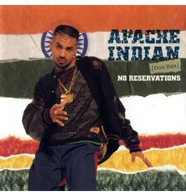 Apache Indian ‎– No Reservations LP