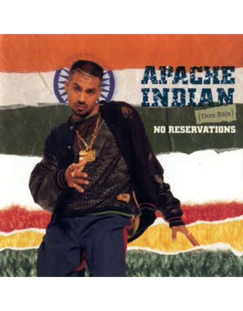 Apache Indian – No Reservations LP