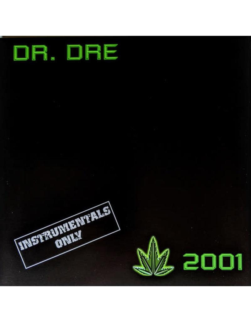 Dr. Dre – 2001 (Instrumentals Only) 2LP