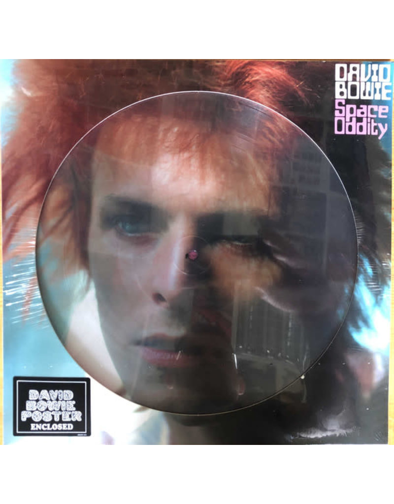 David Bowie ‎– Space Oddity (Picture Disc) LP