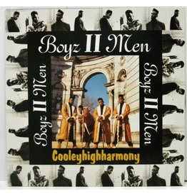 RB Boyz II Men ‎– Cooleyhighharmony LP