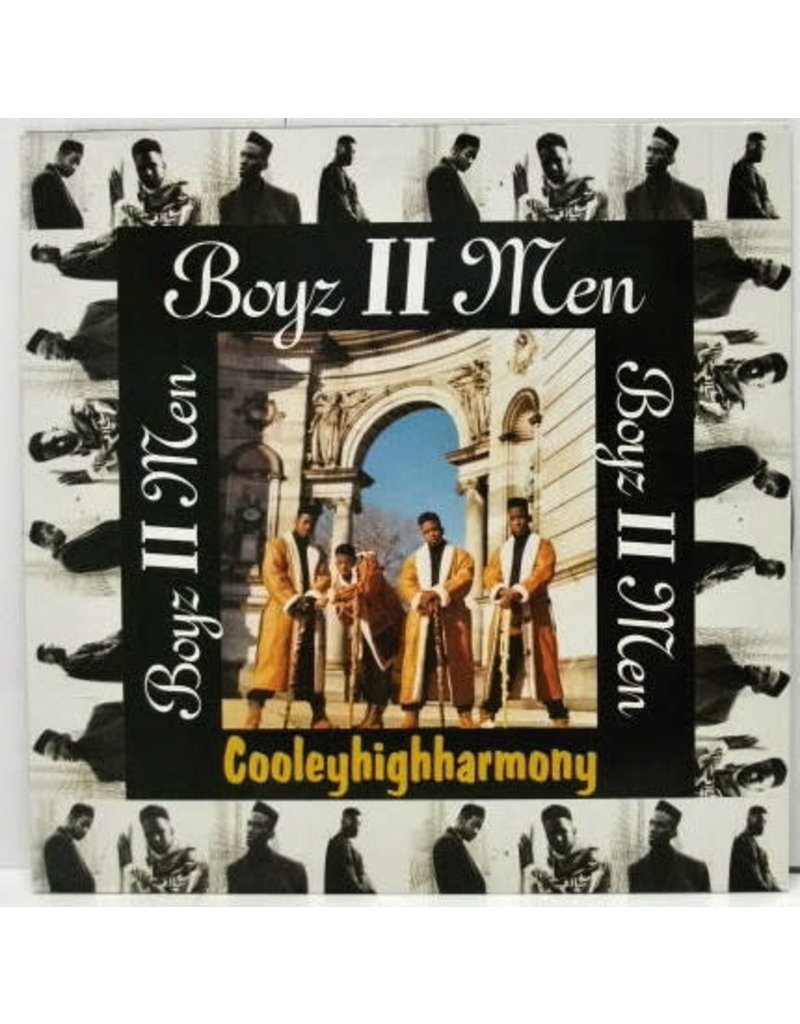 RB Boyz II Men – Cooleyhighharmony LP