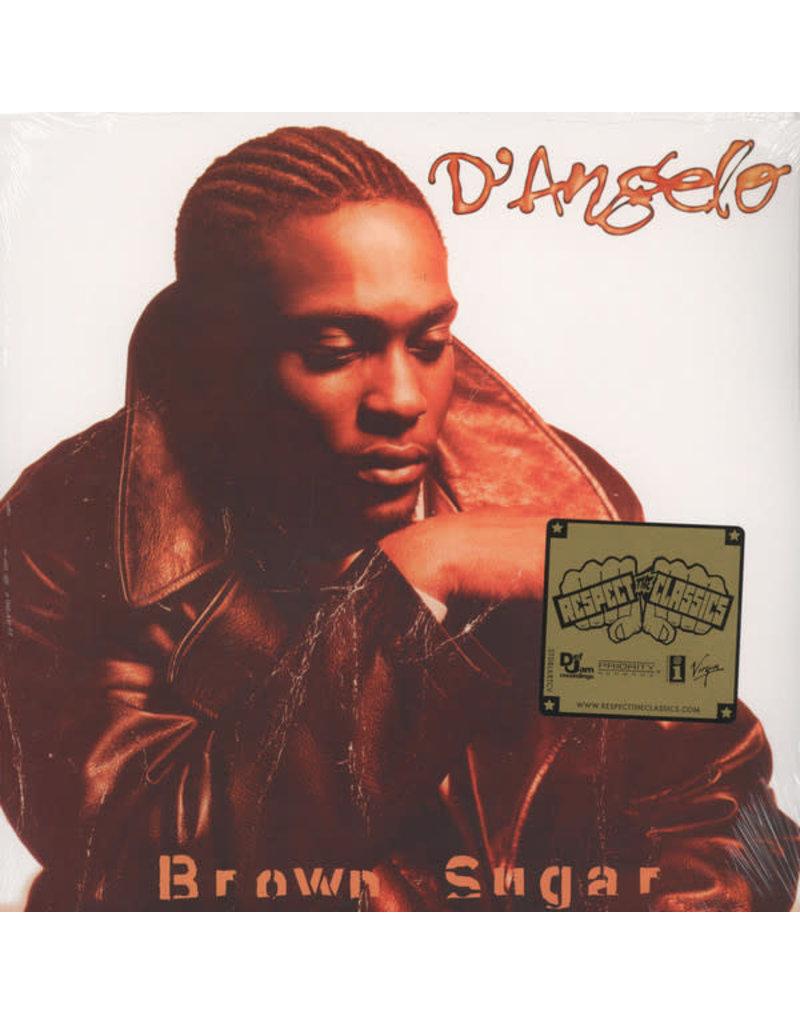 FS D'Angelo - Brown Sugar 2LP