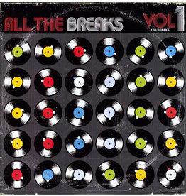 BB Various – All The Breaks Vol. 1 LP