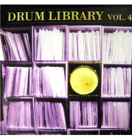 BB Paul Nice – Drum Library Vol. 4 LP