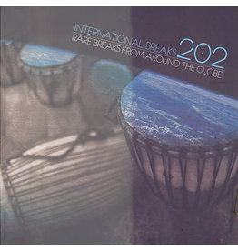 BB Unknown Artist ‎– International Breaks 202: Rare Breaks From Around The Globe LP