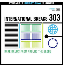 BB Unknown Artist – International Breaks 303: Rare Drums From Around The Globe LP