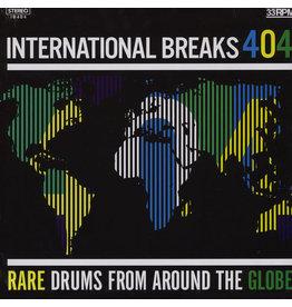 BB Unknown Artist – International Breaks 404: Rare Breaks From Around The Globe LP