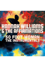 Hannah Williams & The Affirmations ‎– 50 Foot Woman - The Instrumentals LP