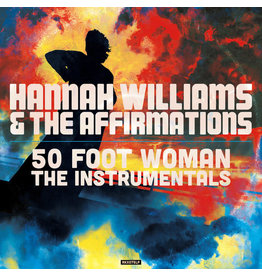 Hannah Williams & The Affirmations – 50 Foot Woman - The Instrumentals LP