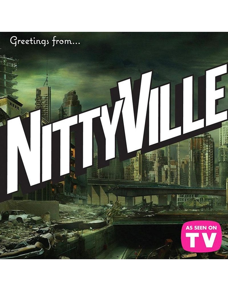 HH Madlib ‎Medicine Show No. 9 ‎– Channel 85 Presents Nittyville, Season 1 2LP