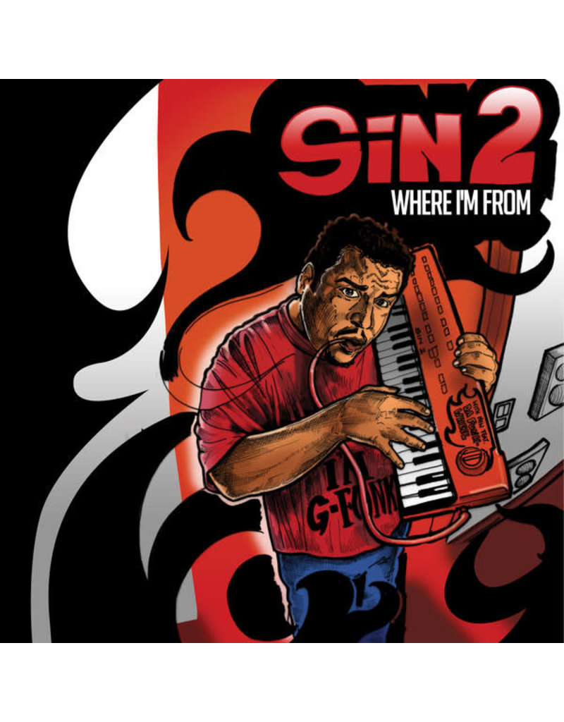 Sin2 ‎– Where I'm From LP