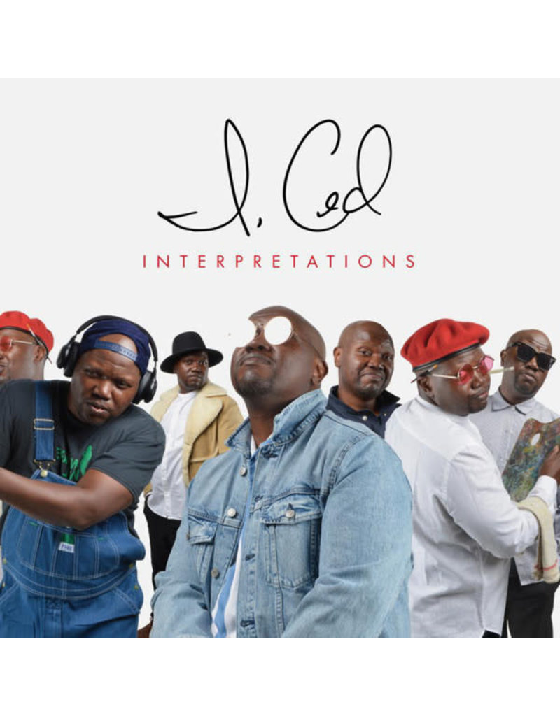 I, Ced ‎– Interpretations LP