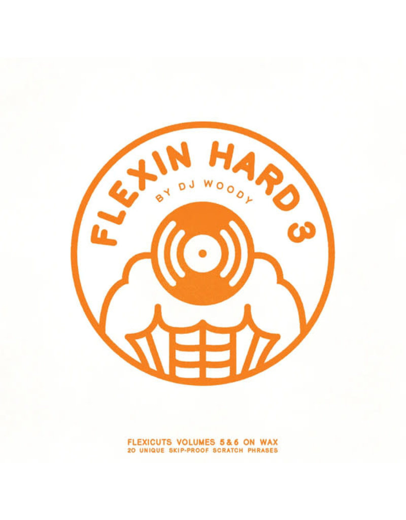 DJ Woody ‎– Flexin Hard 3 LP
