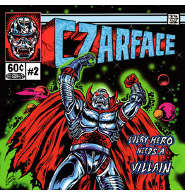 HH Czarface ‎– Every Hero Needs A Villain CD