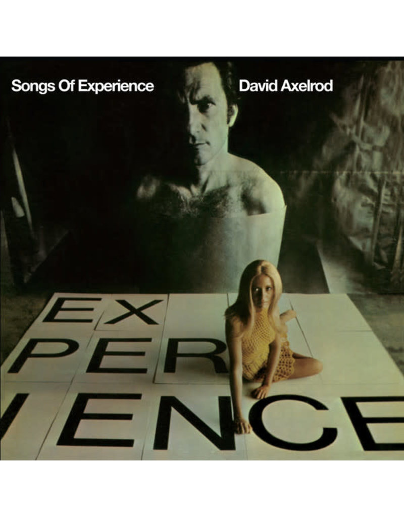 FS David Axelrod ‎– Songs Of Experience LP