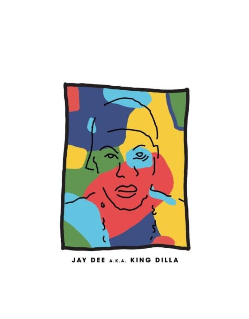 HH J Dilla – Jay Dee A.K.A. King Dilla LP