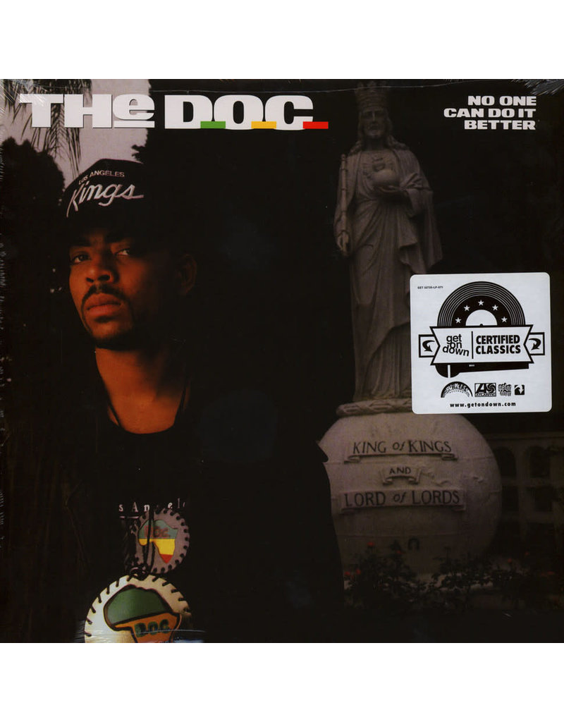 HH The D.O.C. – No One Can Do It Better 2LP