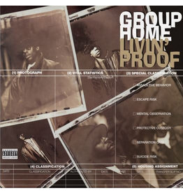 HH Group Home ‎– Livin' Proof 2LP