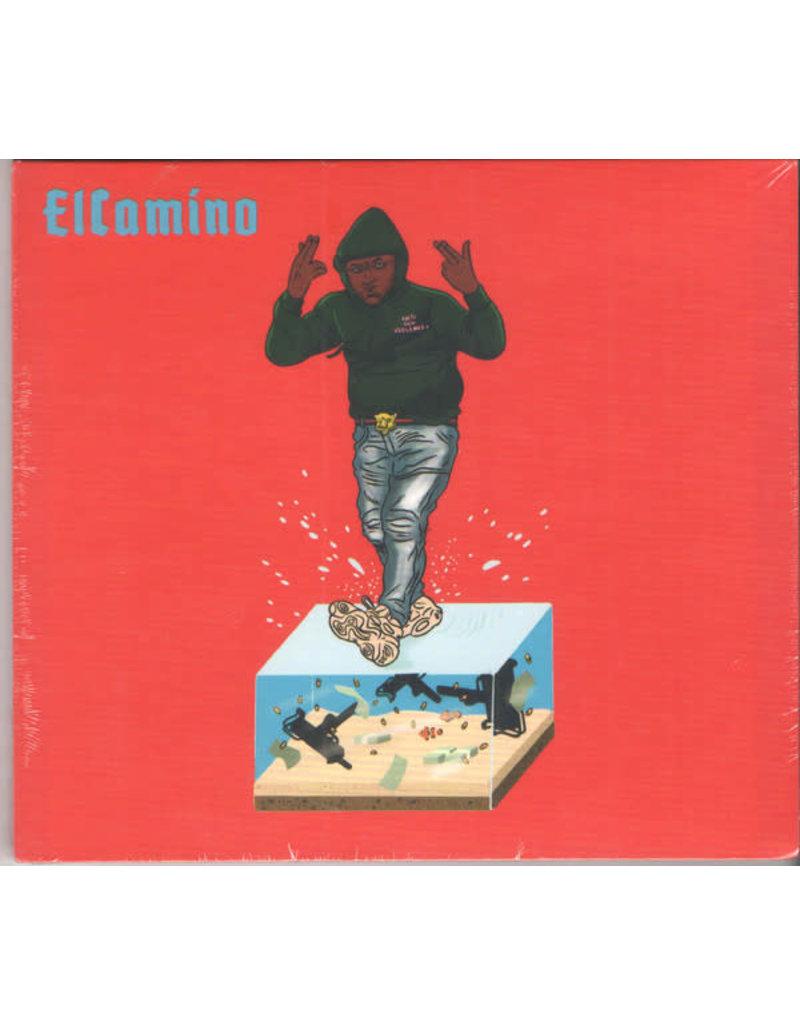 El Camino - Walking On Water CD