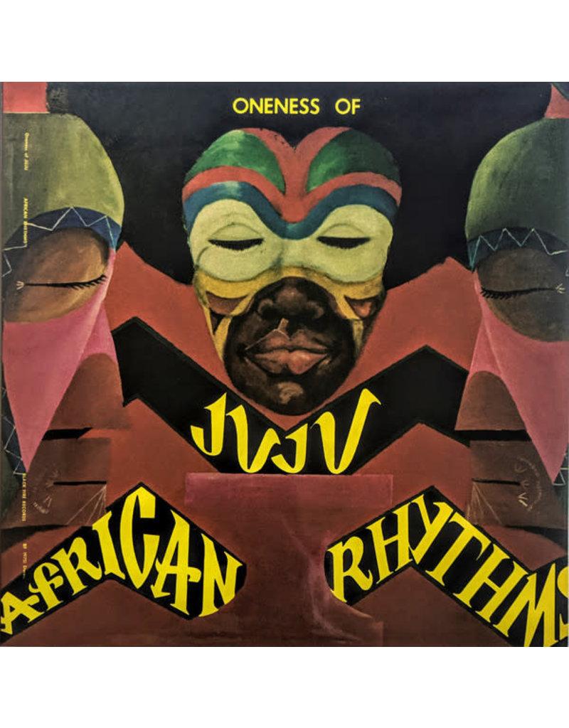 Oneness Of Juju – African Rhythms LP