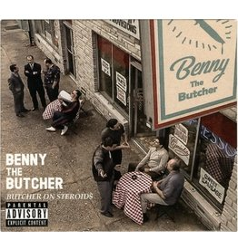 Benny The Butcher x DJ Green Lantern – Butcher On Steroids CD