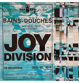RK Joy Division – Les Bains Douches LP