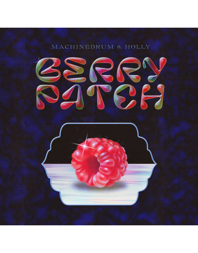Machinedrum & Holly ‎– Berry Patch 12""