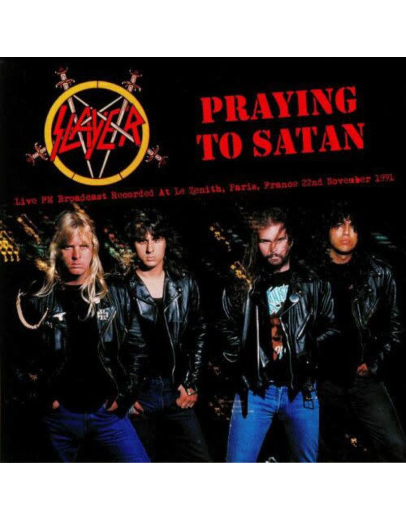Slayer – Praying To Satan: Live FM Broadcast Recorded At Le Zenith, Paris, France 22nd November 1991 LP