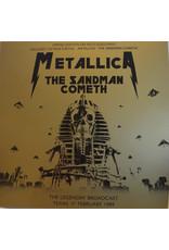 Metallica - The Sandman Cometh (Gold Vinyl/broadcast Texas 2/5/89) LP