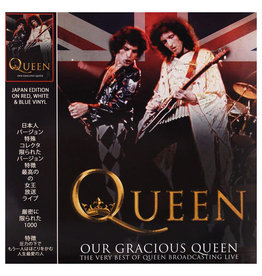 RK Queen – Our Gracious Queen (The Very Best Of Queen Broadcasting Live)