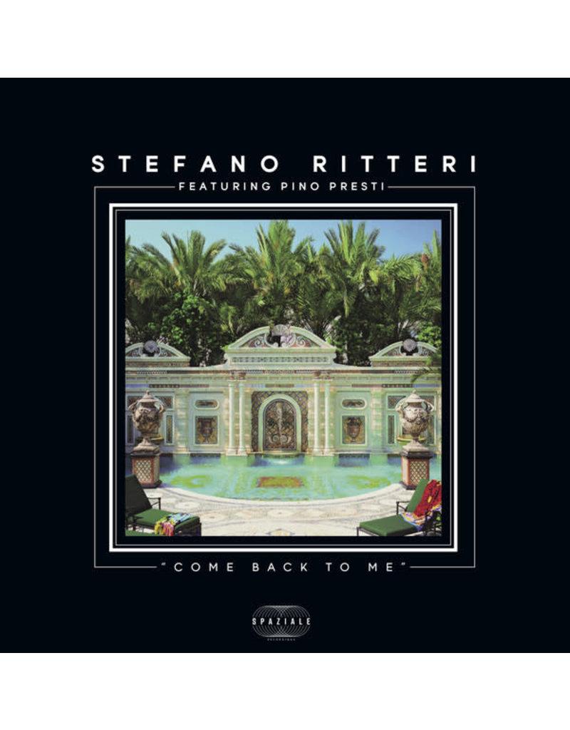 """Stefano Ritteri Featuring Pino Presti – Come Back To Me 12"""""""