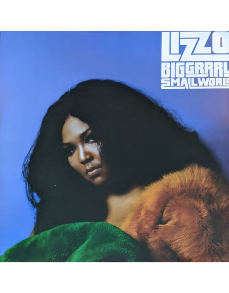 Lizzo – Big GRRRL Small World 2LP