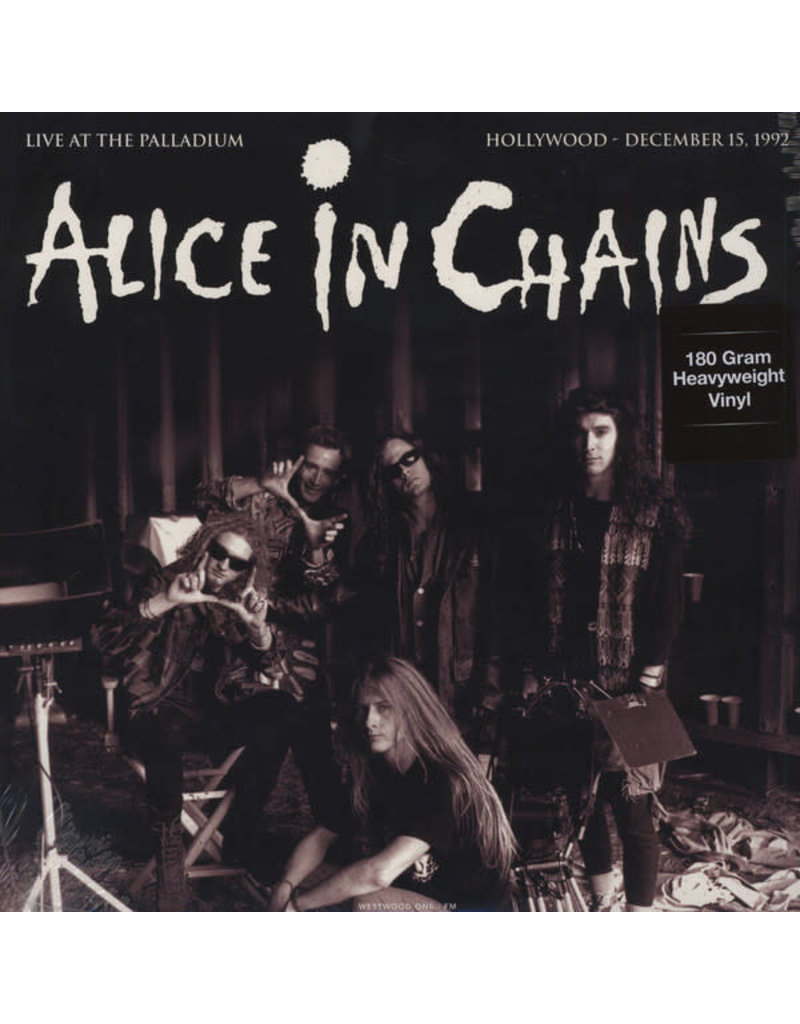 RK Alice In Chains – Live At The Palladium Hollywood 1992 LP