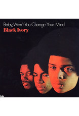 Black Ivory – Baby, Won't You Change Your Mind LP