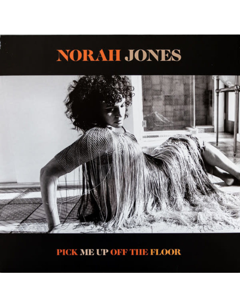 Norah Jones ‎– Pick Me Up Off The Floor (Indie Record Store Exclusive) LP