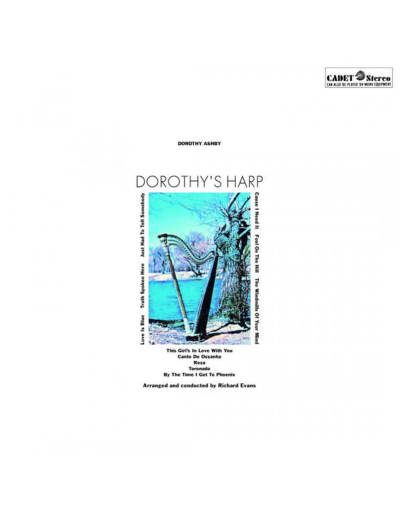 Dorothy Ashby – Dorothy's Harp LP