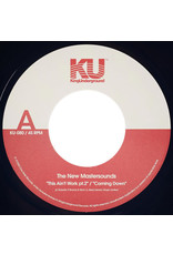"""The New Mastersounds – This Ain't Work Pt 2 7"""""""