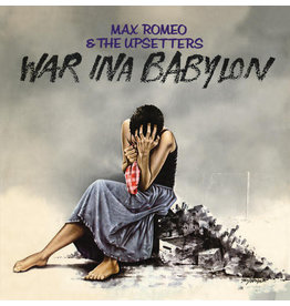 Max Romeo & The Upsetters ‎– War Ina Babylon (Limited Edition Violet Vinyl) LP