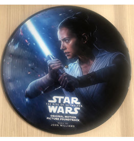 John Williams ‎– Star Wars: The Rise Of Skywalker (Original Motion Picture Soundtrack) [Picture Disc] 2LP