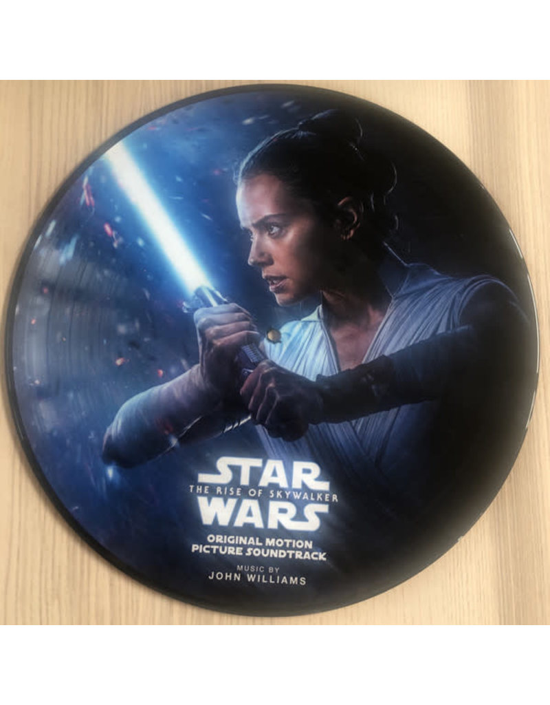 John Williams - Star Wars: The Rise Of Skywalker 2LP (Picture Discs) (2020)