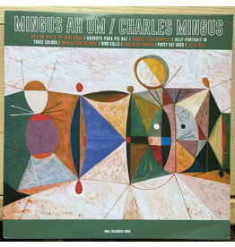 Charles Mingus ‎– Mingus Ah Um (Limited Edition Coloured Vinyl) LP