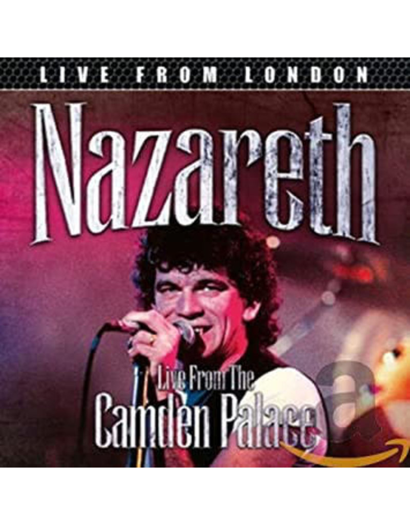 Nazareth – Live From London 2LP (2020)