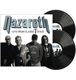 Nazareth - Live From Classic T Stage 2LP