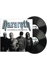 Nazareth - Live From Classic T Stage 2LP (2020)