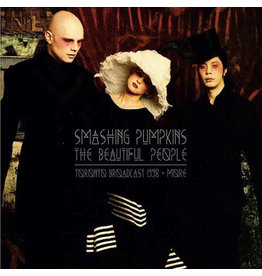 The Smashing Pumpkins ‎– The Beautiful People Toronto Broadcast 1998 + More 2LP