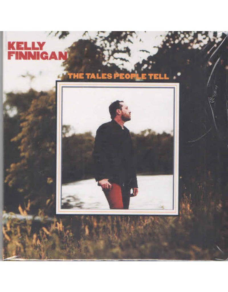 FS KELLY FINNIGAN - THE TALES PEOPLE TELL CD